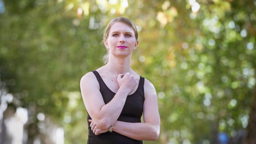 Whistleblowerin: Chelsea Manning aus Haft entlassen
