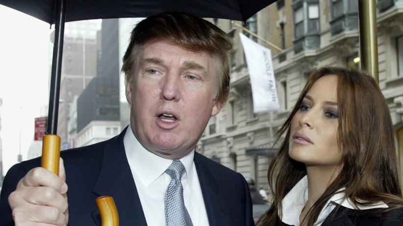 Steuerunterlagen: Donald Trump soll als Unternehmer Milliardenverlust gemacht haben