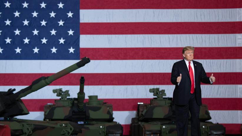 Donald Trump: Die Angstmaschine