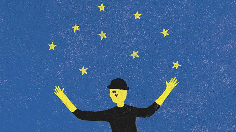 EU-Wahl: Von Europa, gezeichnet