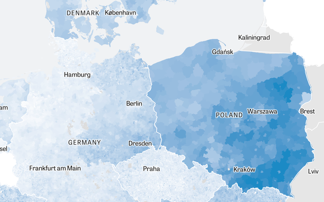 Elections in the EU: Europe from Left to Right | ZEIT ONLINE