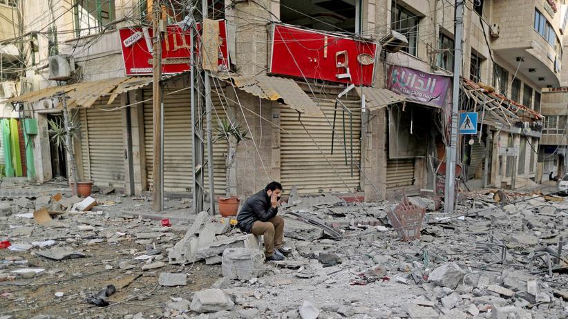 Gazastreifen: Hamas verkündet Waffenruhe mit Israel