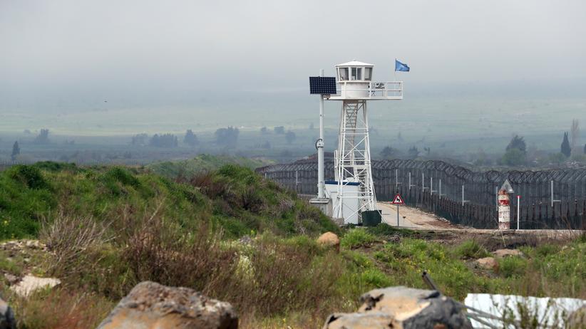 Golanhöhen: Israel plant Bau neuer Siedlung