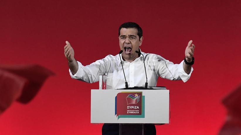 Griechenland: Alexis Tsipras kündigt vorgezogene Neuwahl an