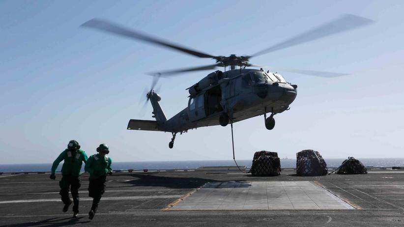 Iran-Konflikt: Trump schickt 1.500 zusätzliche Soldaten in den Nahen Osten
