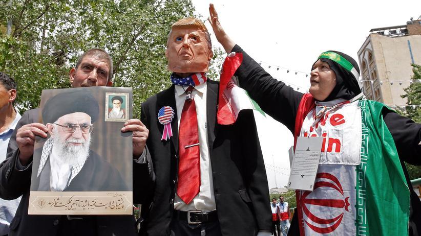 Atomkonflikt: Hassan Ruhani fordert USA zu Entgegenkommen auf