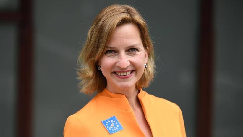Europawahl: Irina von Wiese, Kandidatin der Liberal Democratic Party für das EU-Parlament