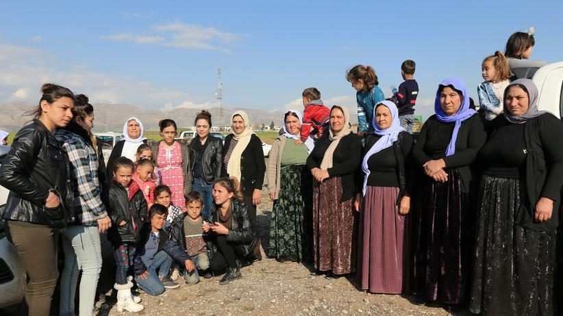 IS-Kämpfer: Jesidinnen zeigen Bundesregierung wegen Strafvereitelung an