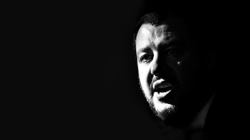 Matteo Salvini: Italiens Innenminister Matteo Salvini
