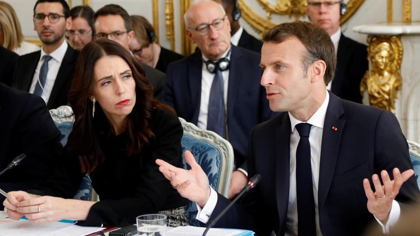 Christchurch-Erklärung: Regierungen und Internetfirmen unterzeichnen Appell gegen Extremismus