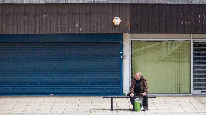 Kommunalwahlen in Großbritannien: Mister Hillier kämpft lokal