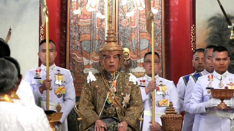 Rama X: Thailand hat wieder einen gekrönten König