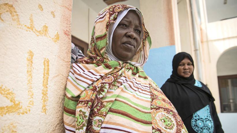 """Bürgerkrieg in Libyen: """"Manche müssen tagelang hungern"""""""