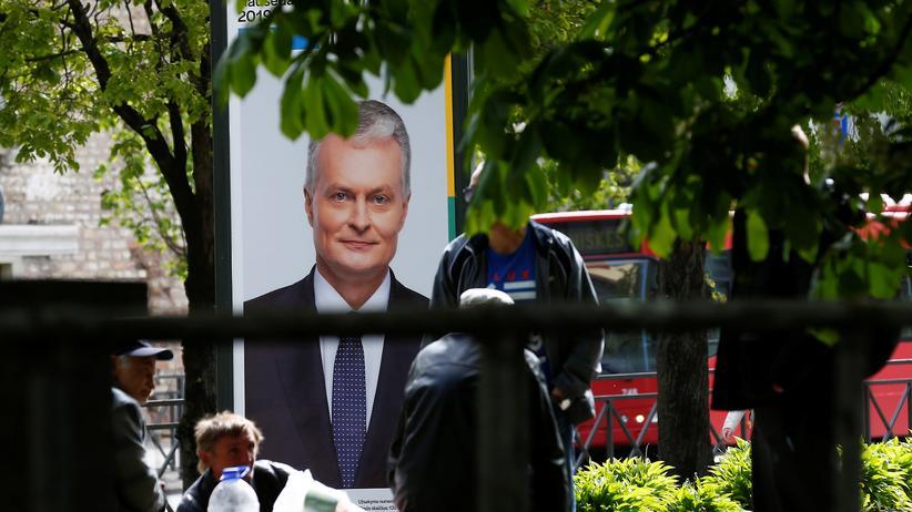 Litauen: Stichwahl entscheidet über nächsten Präsidenten