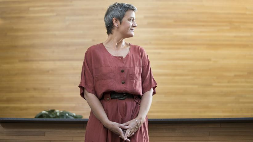 Margrethe Vestager: Eine, die kämpft