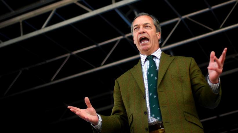 Nigel Farage: Ein Lebemann, der dem Volk erfolgreich nach dem Mund redet