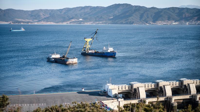 Sanktionen: US-Regierung beschlagnahmt nordkoreanisches Frachtschiff