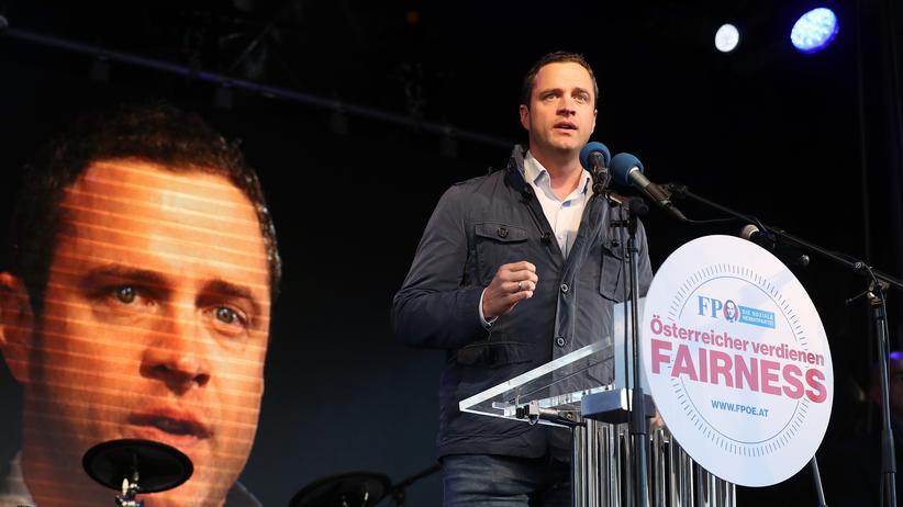 FPÖ-Affäre: Gudenus hatte mehrfach Kontakt zu angeblicher Oligarchin