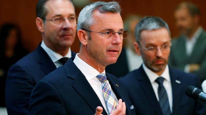 Regierungskrise: FPÖ will im Fall von Kickls Entlassung alle Ämter niederlegen