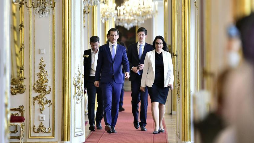 Österreich: Welchen Ausweg gibt es für Kanzler Kurz aus der Regierungskrise?