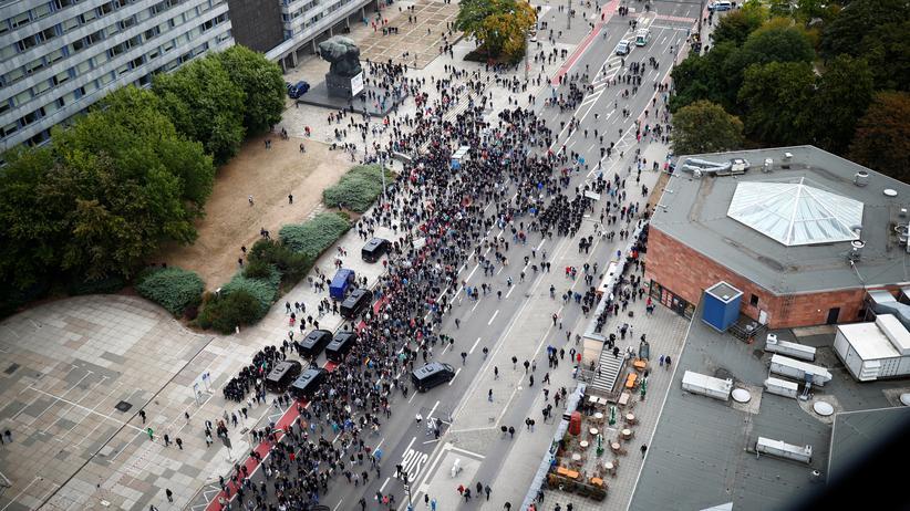 Wahlergebnis in Ostdeutschland: Ernstfall Ost