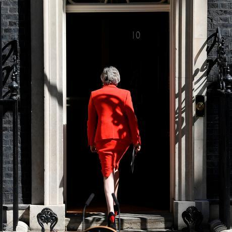 Rücktritt von Theresa May: Vom Brexit überfordert