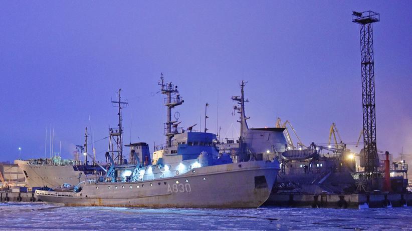 Internationaler Seegerichtshof: Prozess nach Blockade des Asowschen Meeres beginnt