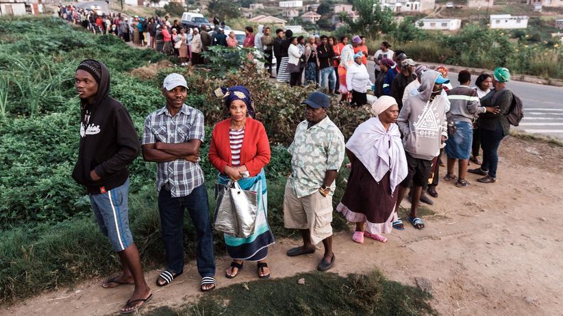 Südafrika: ANC wird stärkste Kraft bei Parlamentswahl