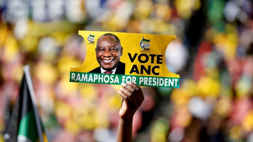 Johannesburg: Wahlsieg von südafrikanischer Regierungspartei ANC bestätigt
