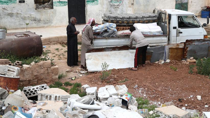 Syrien: Mehrere Tote bei Angriff auf Krankenhaus