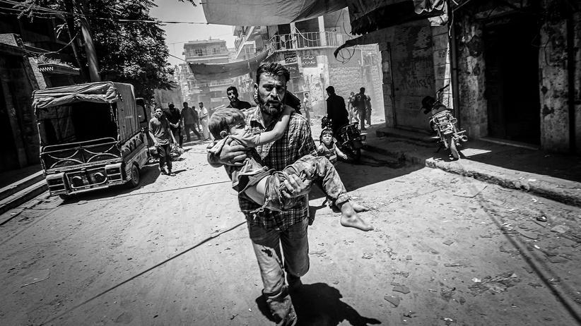Syrien: Von der Welt vergessen, von Assad vernichtet