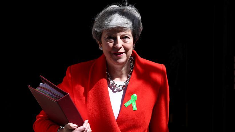 Großbritannien: Theresa May bietet Parlament Votum über zweites Brexit-Referendum an