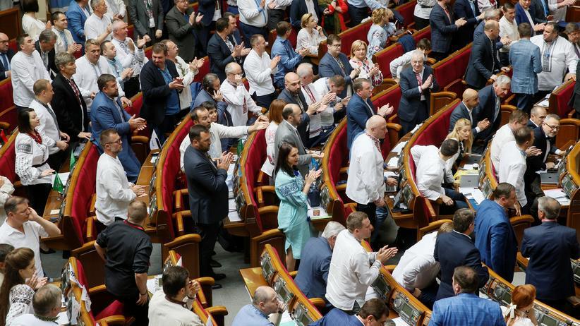 Ukraine: Regierungskoalition bricht auseinander