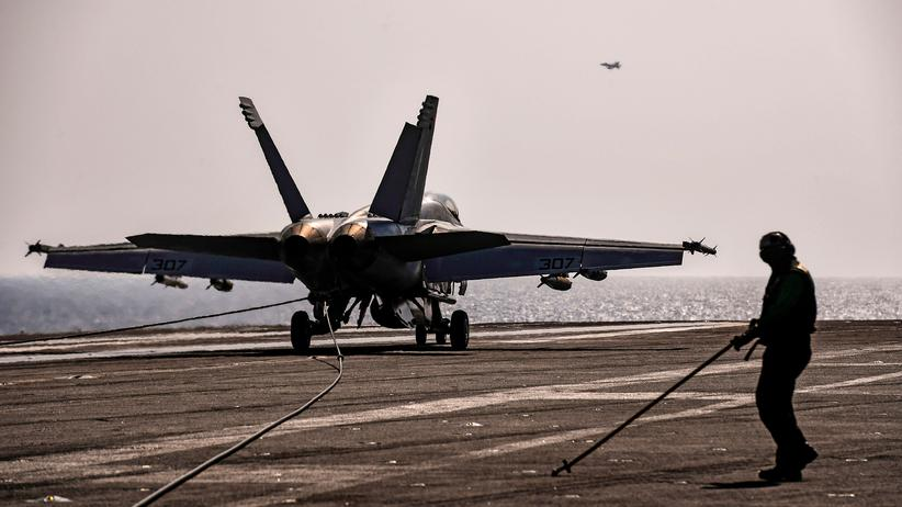 Iran: USA versetzen Truppen in hohe Alarmbereitschaft