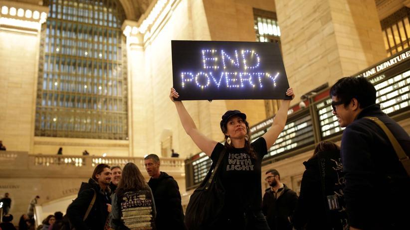 USA: Zu wenig Lobby für die Mittellosen