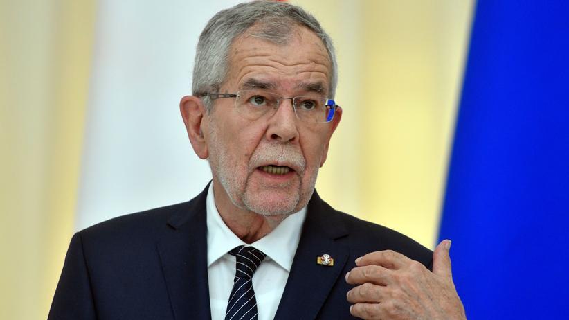 Österreich: Bundespräsident Alexander Van der Bellen stimmt Neuwahlen zu