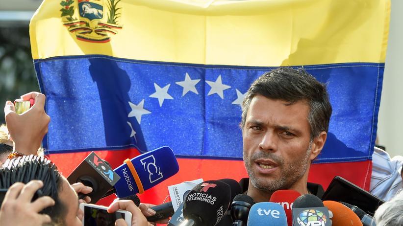 Venezuela: Spanien verweigert Auslieferung von Oppositionsführer