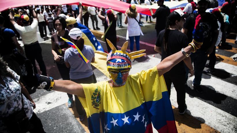 Venezuela: Spielball der Großmächte