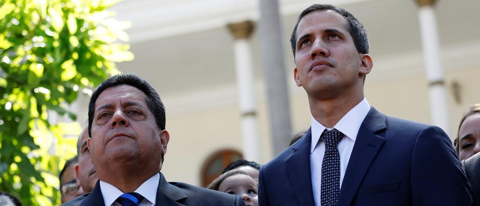 Venezuela: Vizeparlamentschef in Venezuela festgenommen