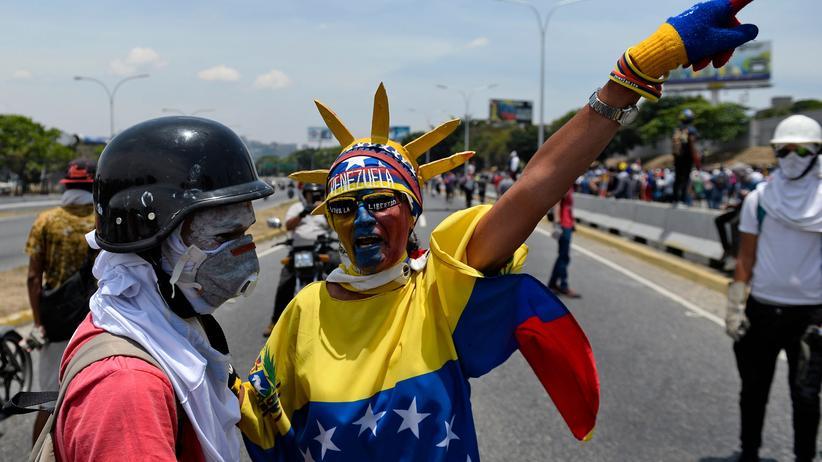 Venezuela-Krise: Russland und USA werfen sich gegenseitig Einmischung in Venezuela vor