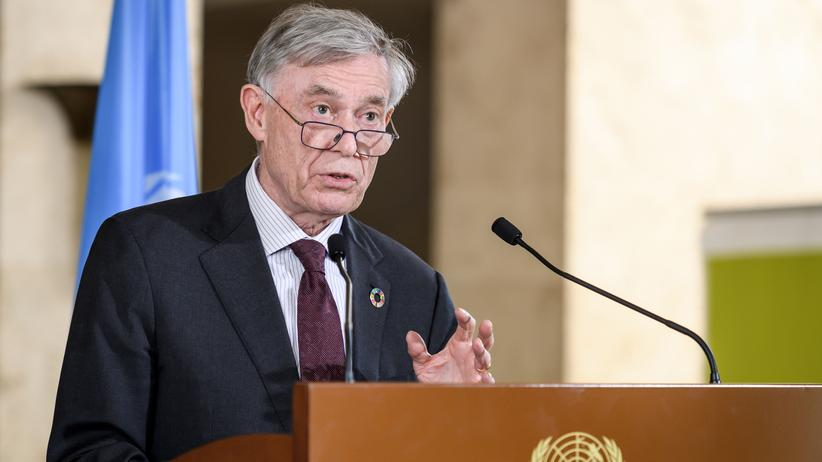 Westsahara-Konflikt: Horst Köhler legt Amt als UN-Sonderbeauftragter nieder