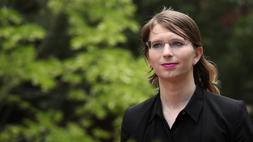 WikiLeaks: Whistleblowerin Chelsea Manning