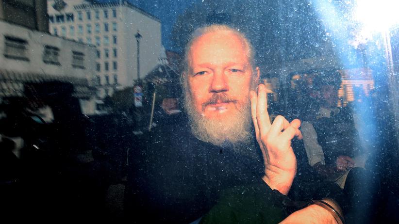 Julian Assange: US-Justiz verschärft Anklage gegen WikiLeaks-Gründer