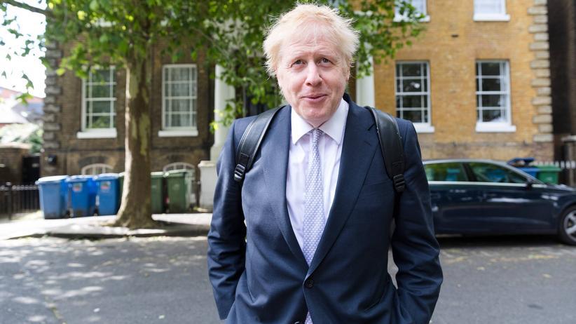 Boris Johnson: Außen liederlich, innen liberal