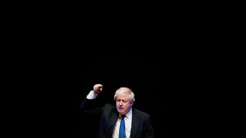 Brexit: Boris Johnson will EU-Ausstiegszahlung zurückhalten