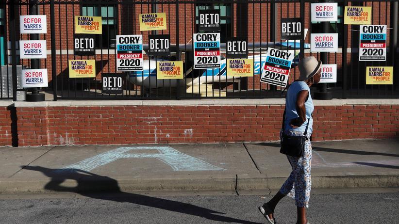 US-Wahlkampf: Wer kann Trump schlagen?