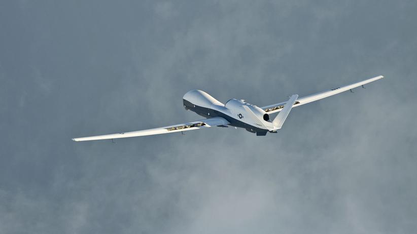 Drohnenabschuss: USA werfen Iran Angriff im internationalen Luftraum vor