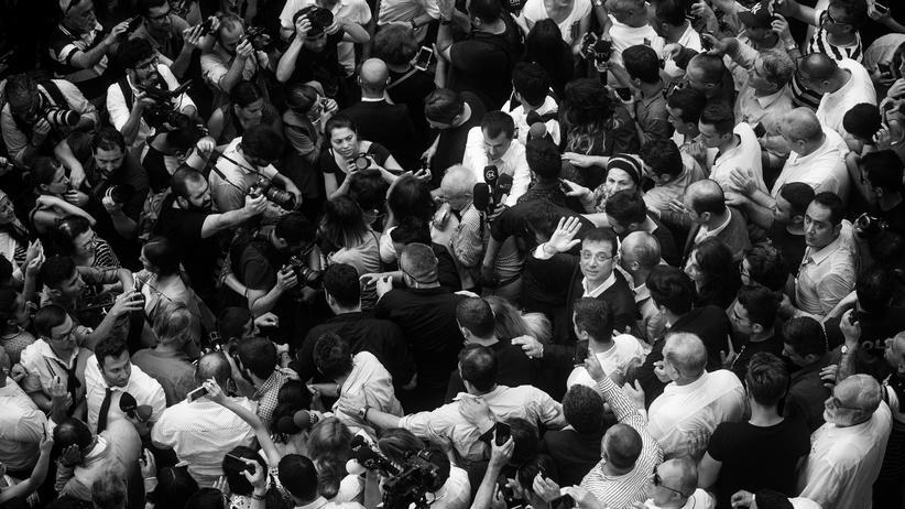 Istanbul: Ekrem İmamoğlu von der Mitte-Links-Partei CHP ist nun der bekannteste Lokalpolitiker der Türkei.