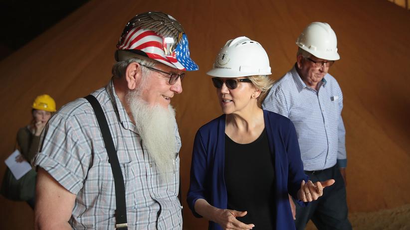 Elizabeth Warren: Diese Frau hat einen Plan