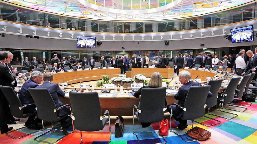 EU-Gipfel: Beim Gipfel in Brüssel herrscht Uneinigkeit über ein neues Klimaziel für 2050.
